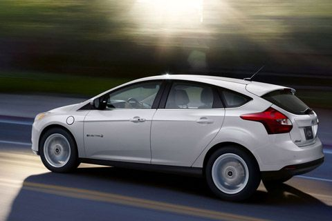 Ford Focus Ev Is One Of An Increasing Number Of Electric Cars Coming From Major Automakers Ford Focus Ford Focus Electric Car Ford