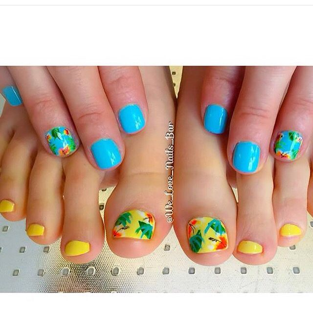 248 Creative Nail Art Designs For Girls Looking To Up: Nails Art — Diseños De Uñas