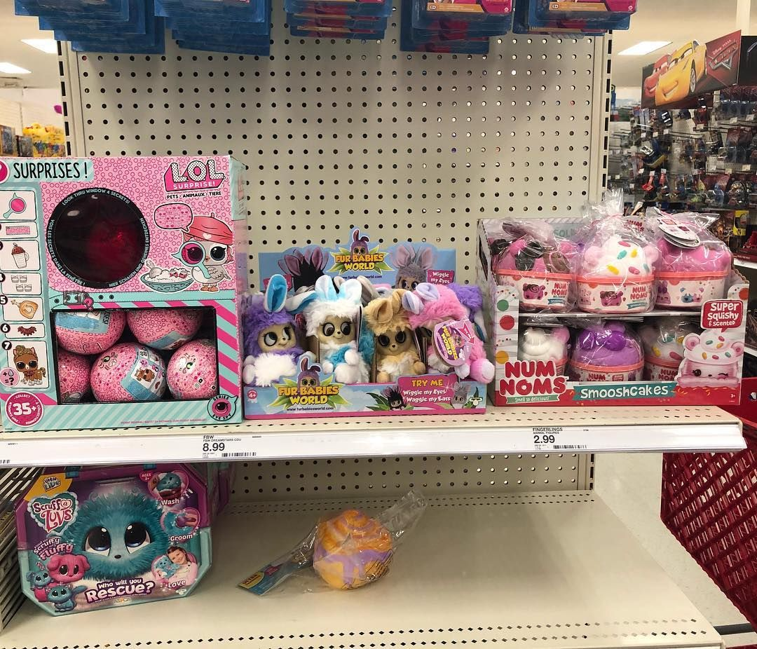 Lots Of New Stuff At Target Toys Numnoms Moosetoys