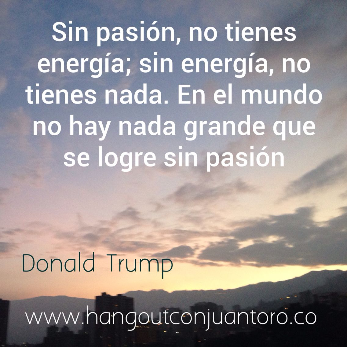 #pasión