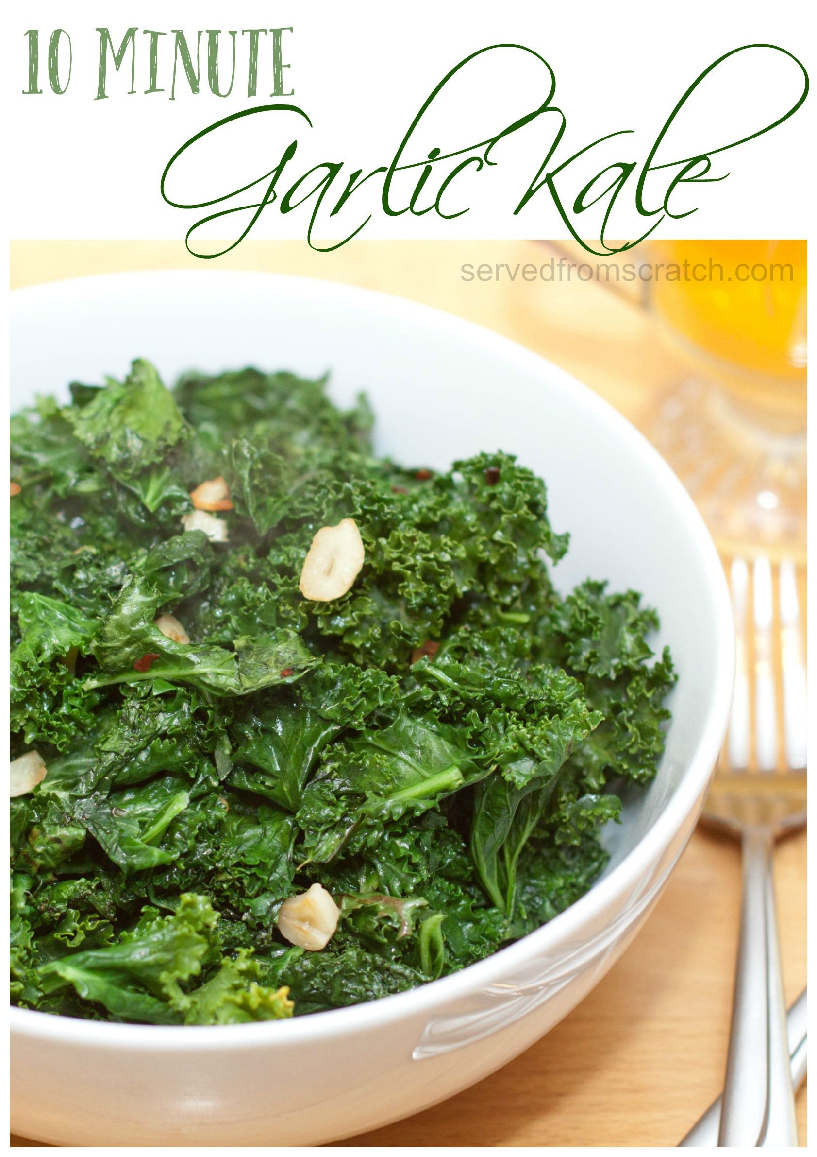... For Kale on Pinterest | Recipe For Kale Salad, Kale Chips and Kale
