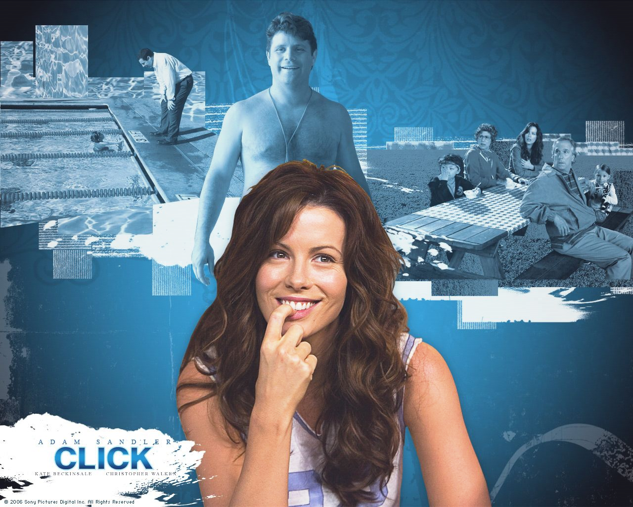 Watch Streaming HD Click, starring Adam Sandler, Kate Beckinsale, Christopher Walken, David Hasselhoff. A workaholic architect finds a universal remote that allows him to fast-forward and rewind to different parts of his life. Complications arise when the remote starts to overrule his choices. #Comedy #Drama #Fantasy #Romance http://play.theatrr.com/play.php?movie=0389860