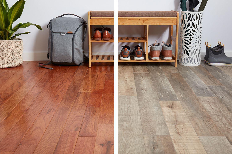 A Solid Hardwood Floor's Advantages