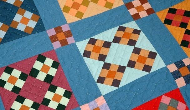 Cotton Patchwork Textile