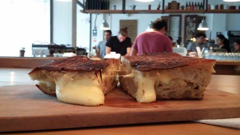 Pan de la Chola - Fat Cheese