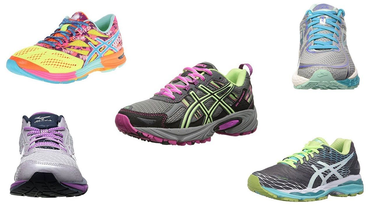 Top 5 Best Womens Running Shoes Reviews | Womens Running Shoes