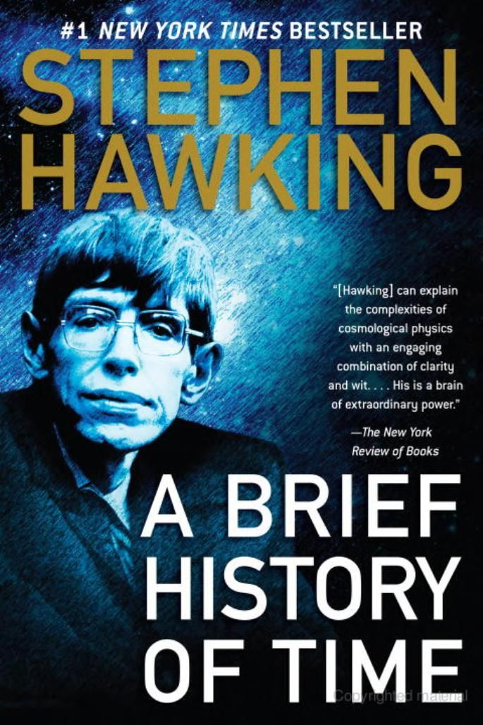 A Brief History Of Time Stephen Hawking Google Books