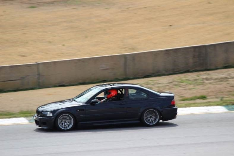 Essex/AP Racing Get the Job Done at Road Atlanta on an e46