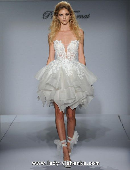 18. Kurze brautkleider Alle Brautkleider http://de.lady-vishenka.com ...