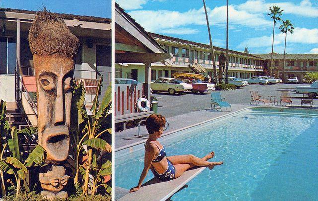 tropics motor hotel modesto california | Flickr - Photo Sharing!