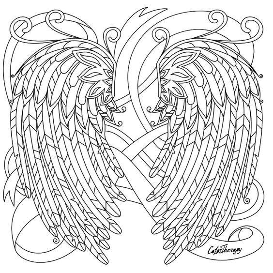 pin barbara op coloring feather met afbeeldingen