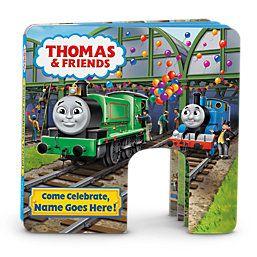 My Custom Engine Enginescat Thomas Wooden Railway For Ronan