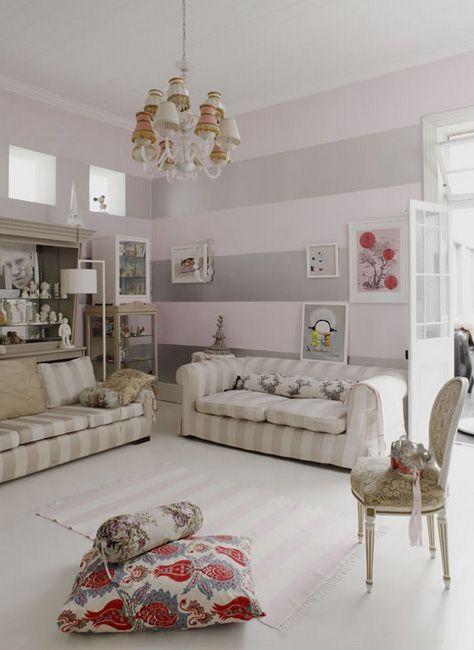 Decoracion vintage de interiores top para obtener una decoracin de estilo rstico se debe tomar - Decoracion vintage casa ...
