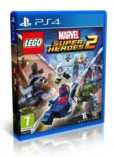 Cenega Gra Ps4 Lego Marvel Super Heroes 2 E Commerce Lego Marvel