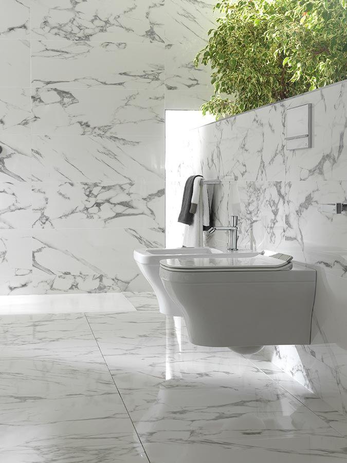 #Inodoros a centímetros del suelo: la #tendencia que ensalza tu #baño y lo…