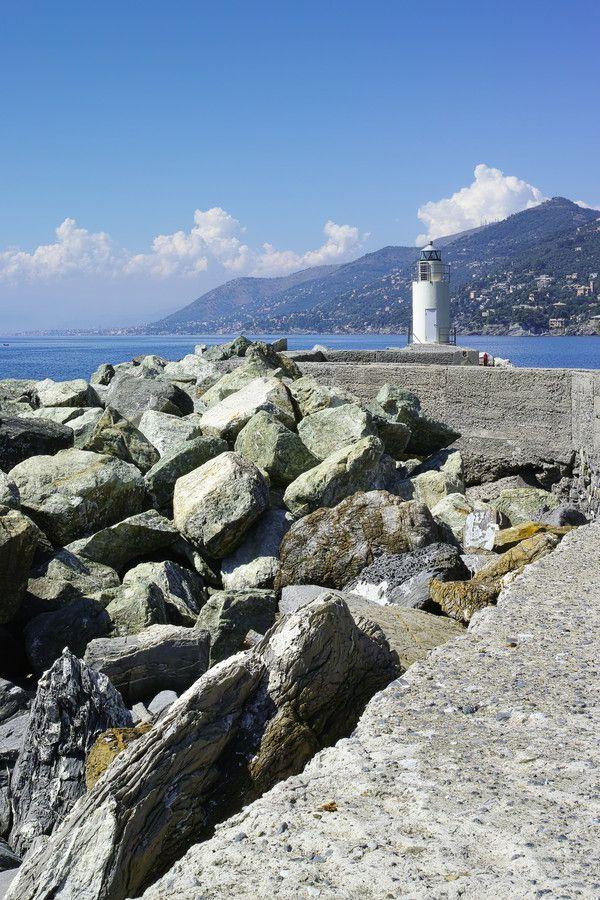 Camogli (IT): Lighthouse by Nicola Corneo on 500px