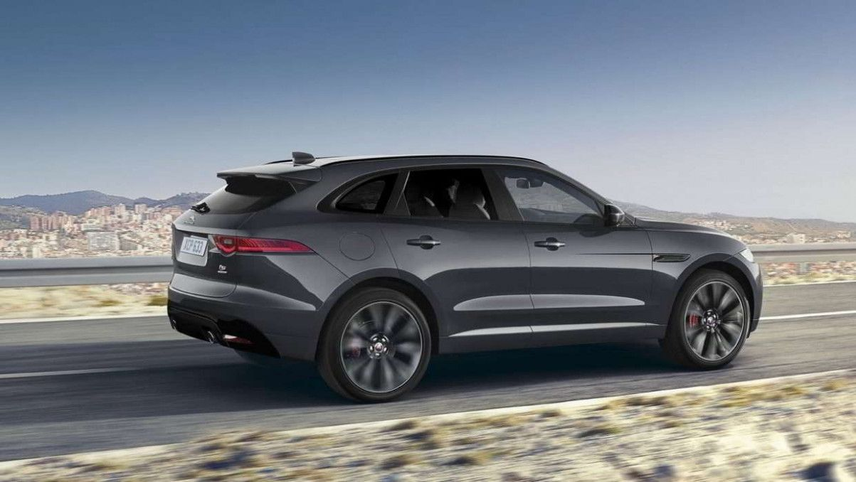 Jaguar F Pace Svr 2020 Reviews Jaguar Suv Suv Jaguar