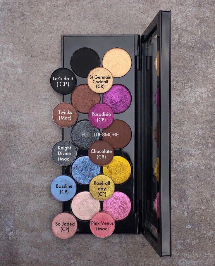 Eyeshadow Untuk Pemula in 2020 Eyeshadow palettes dupes