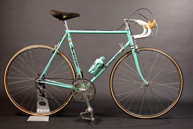 Bianchi Team Bike 80 Segersall Steel Bike Classic Road Bike Steel Bicycle