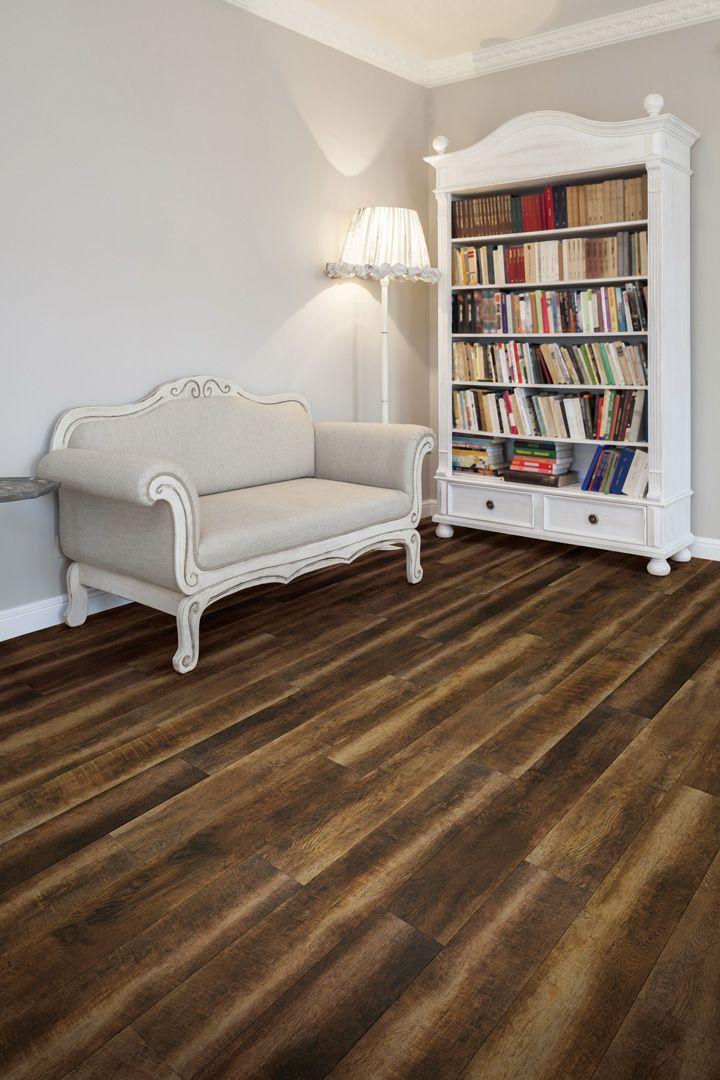 Coretec Hd Vineyard Barrel Driftwood 50lvr651 Coretec