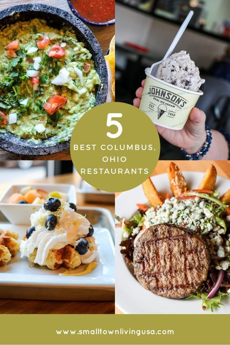 Favorite Columbus Restaurants Columbus Ohio Restaurants Columbus Restaurants German Village Columbus Ohio