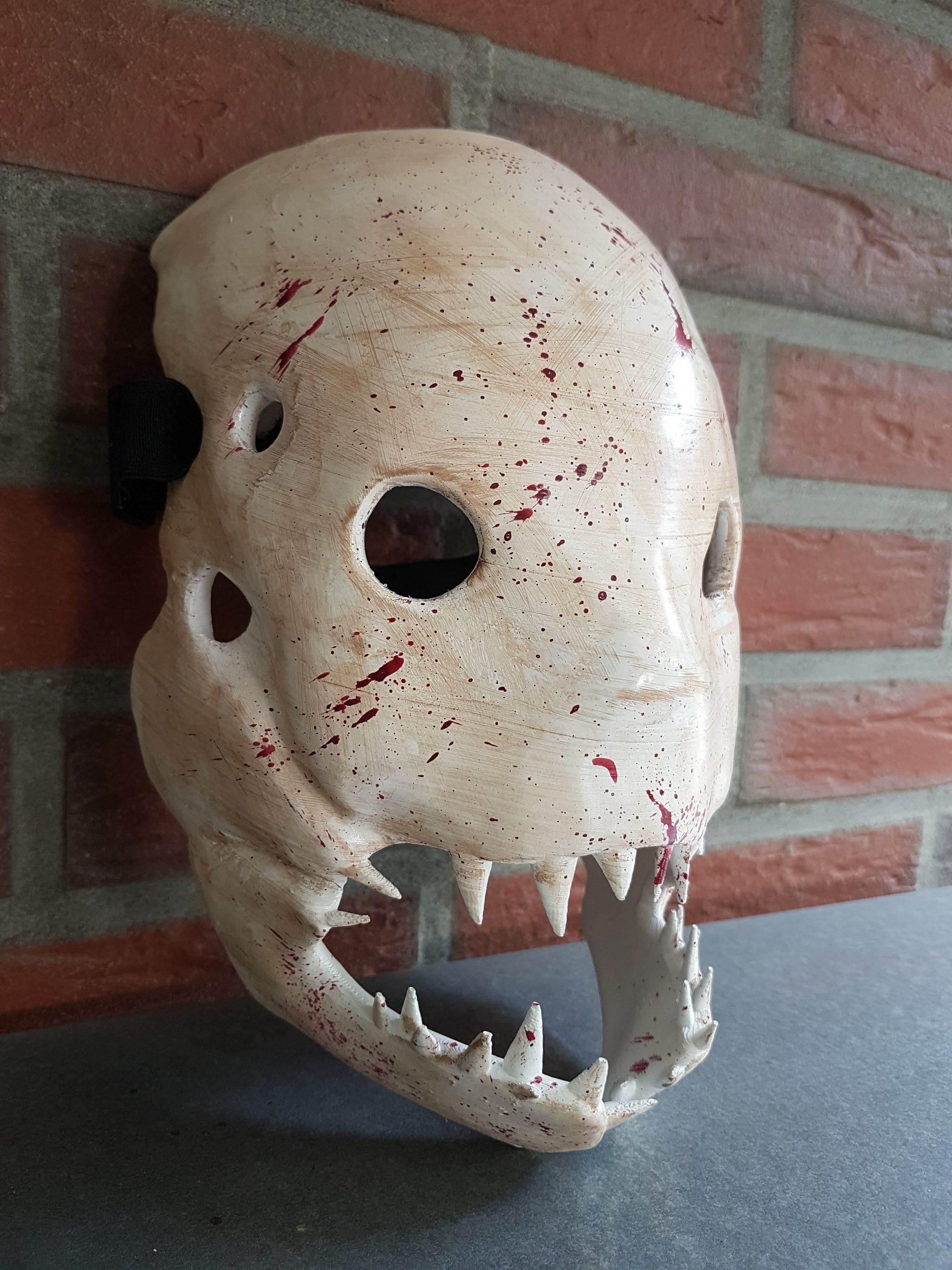 Trapper Hhunter Halloween Costumes 2020 Trapper Mask Dead By Daylight Inspired Cosplay Halloween Costume