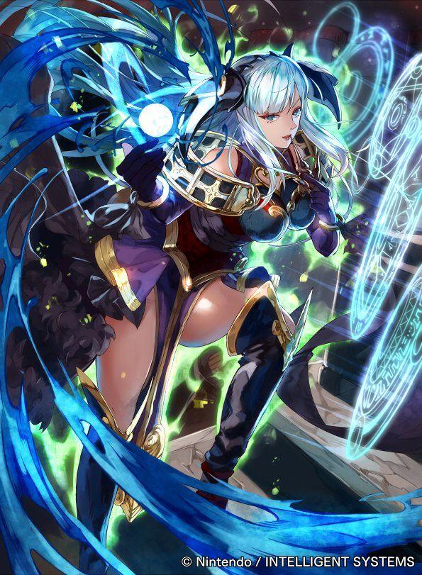 Carte Fire Emblem TCG Elise  !!!