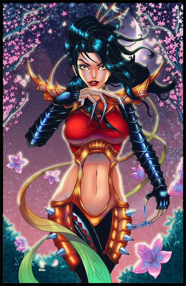 Image result for LADY DEATHSTRIKE