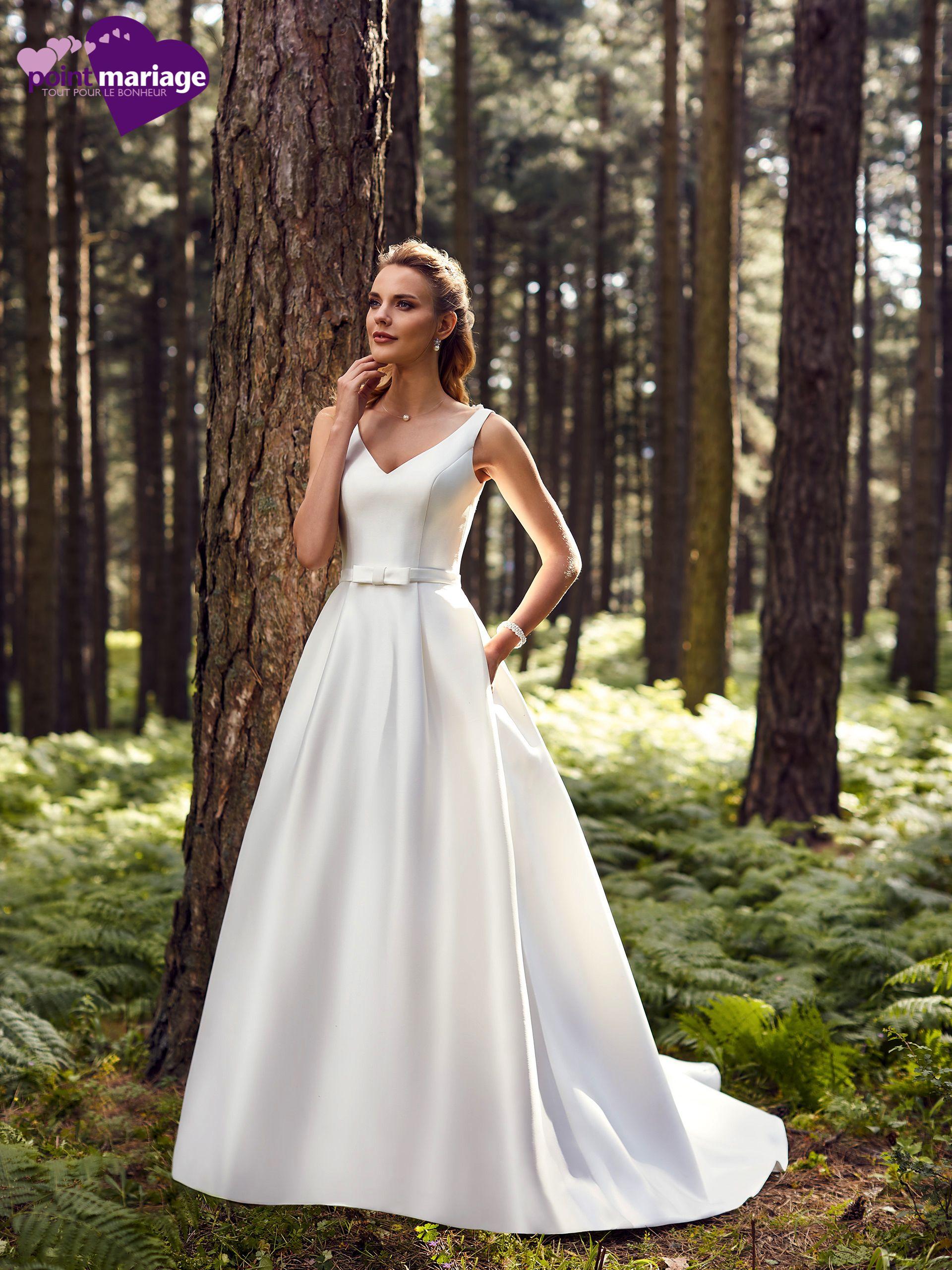 Robe de mariée Versaille, robe de mariée