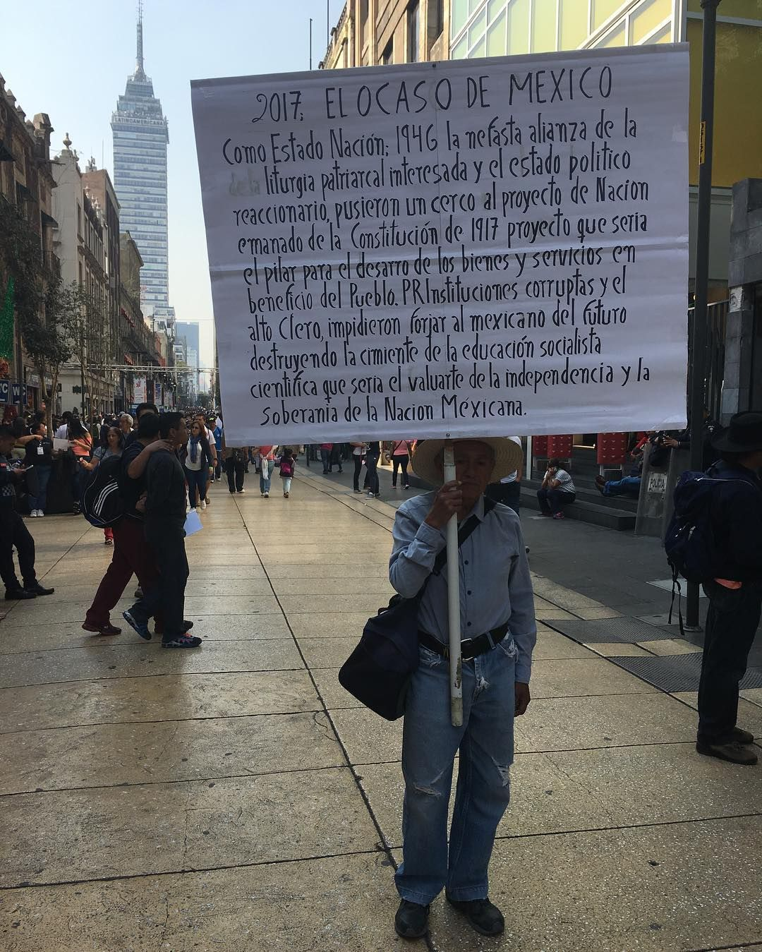 El ocaso mexicano será? #Gasolinazo #NoAlGasolinazo