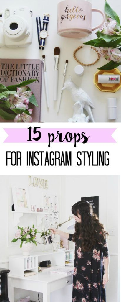 15 Photo Shoot Styling Props for Instagram | Photo shoots, Whimsical ...