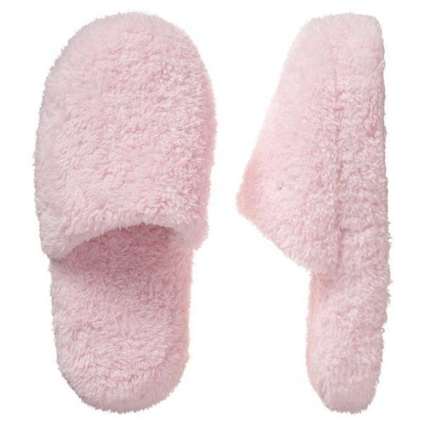 Women's Fuzzy Fleece Slip-On Memory Foam House Slippers, Size – Warm Fluffy Fleece – Cute Teen Pajama Accessory – Soft, Gripping Non-Slip Durable Rubber Sole – Women's Slippers.