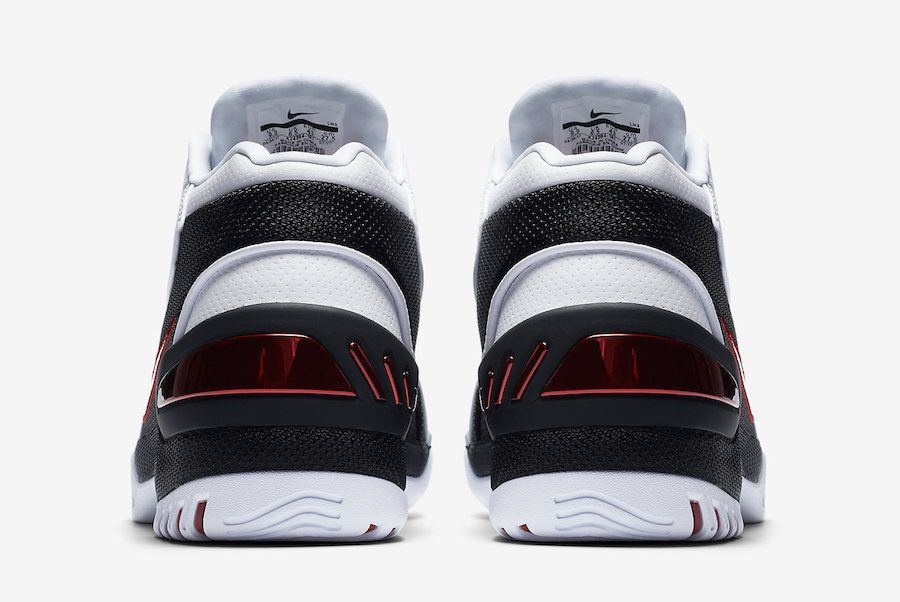 f2a94a2434bb Nike Basketball will retro the Nike Air Zoom Generation First Game shoe  that LeBron James wore during his first NBA game on October 29