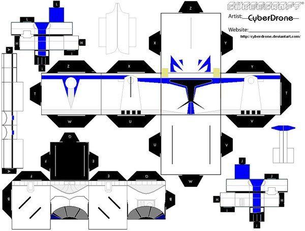 Cubee - Clone 'Capt Rex' by CyberDrone.deviantart.com on @deviantART