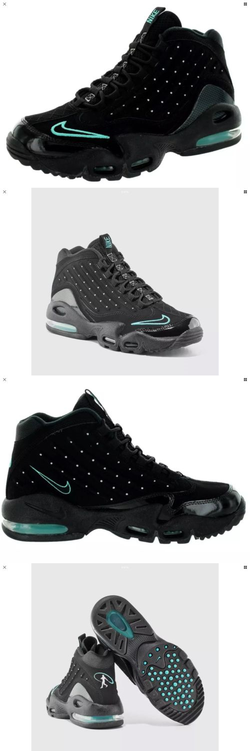Other Mens Clothing 313 New Nike Men S Air Griffey Max Ii Training Shoes Black