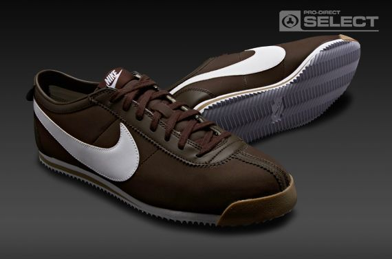 finest selection 8416c 1a34a Nike Cortez Classic OG - Mens Shoes - Baroque Brown-White-Khaki-Gum Brown