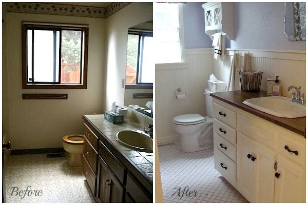 Bathroom Remodel Before And After Images Rukinet – Bathroom Remodel Ideas Before and After