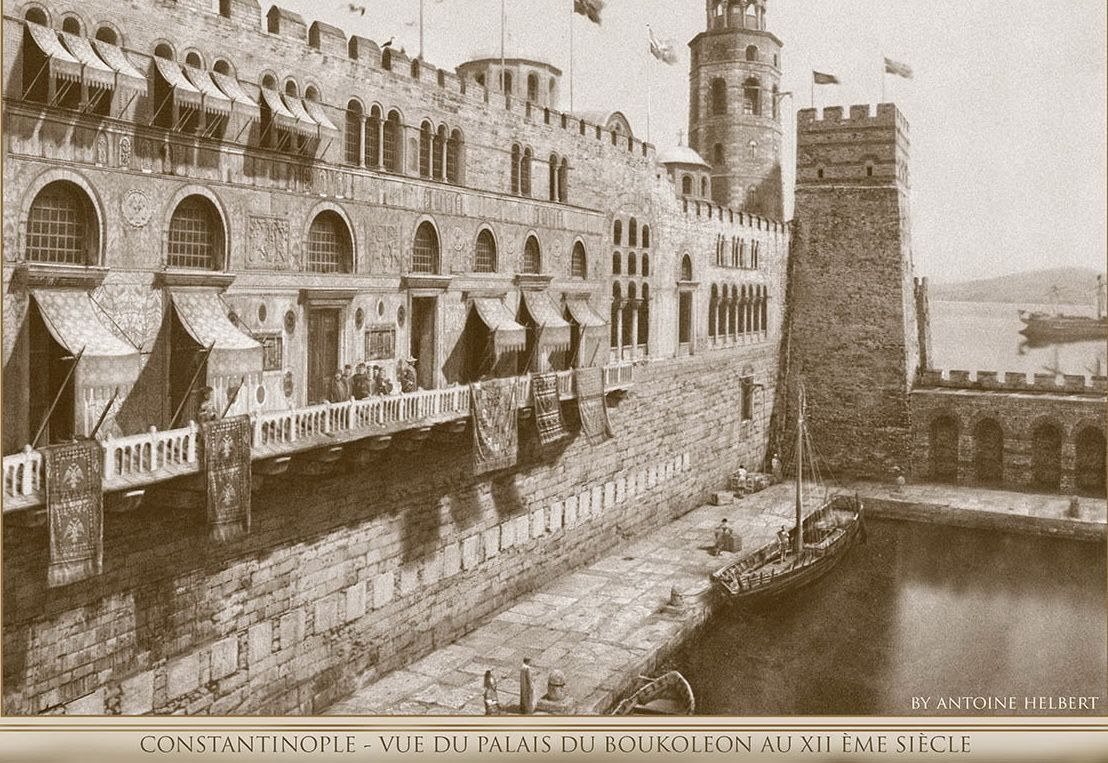 стадия большой дворец константинополь фото долю компании рынке