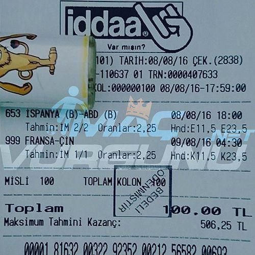 9 Ağustos 2016 Kazandıran Banko Maçlar: macvurgunu.net -  #iddaa #maç #tahmin #tuttu #banko #kupon #bahis #iddaatahminleri #galatasaray #macvurgunu #mackolik