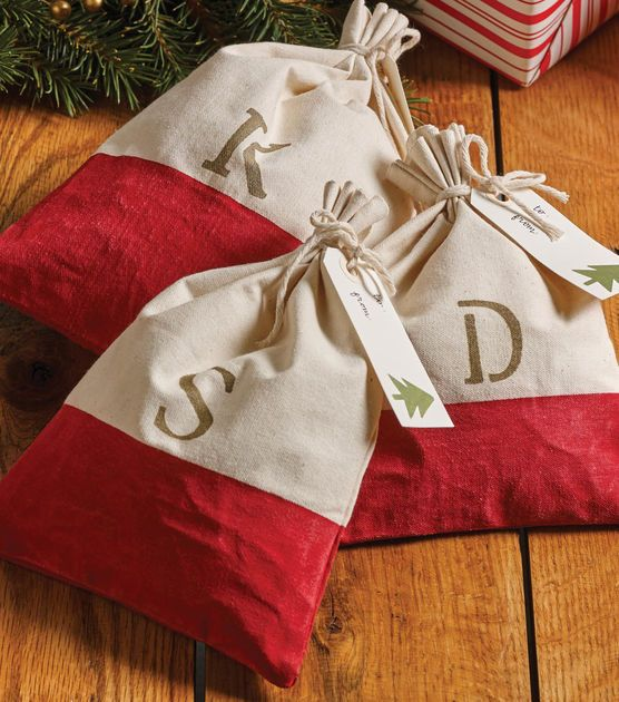 Makers Guide Holiday Gift Bags Holidays Pinterest Holidays