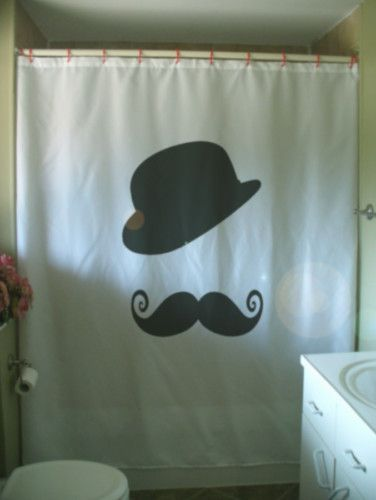 Ive Looked At About A Billion Shower Curtains But Havent Been Crazy Any Of Them I LOVE Love This One