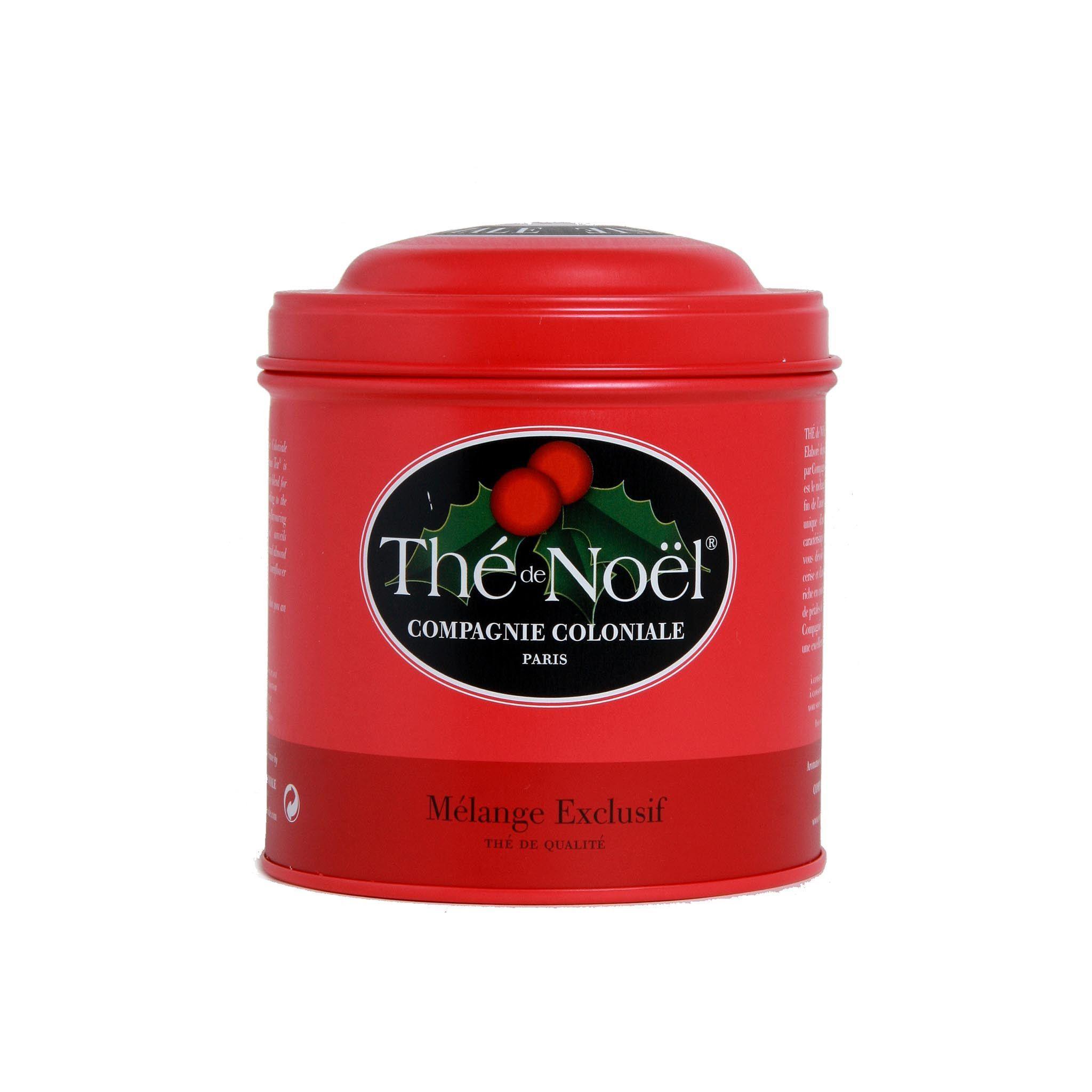 Christmas Tea - The de Noel