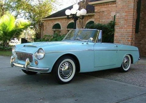 Daily driven: A spritely 1964 410 Datsun Bluebird - YouTube