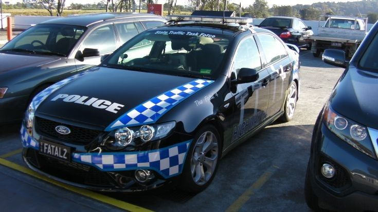 Queensland Police Ford Xr6 Turbo Police Cars All Car Photo Car