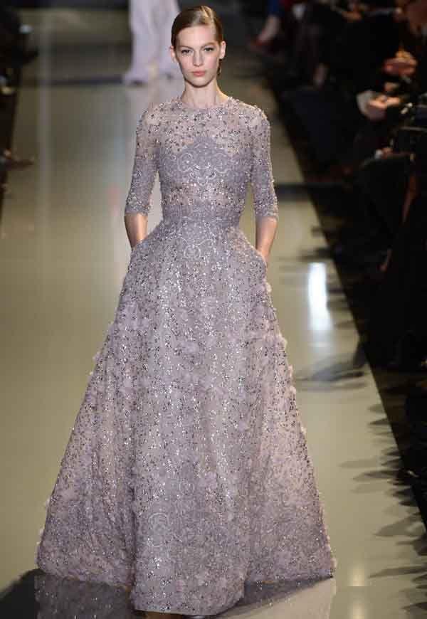 elie saab gold wedding dresses - Google Search | Wedding Dress ...