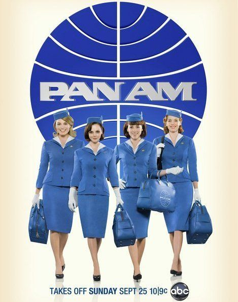 Created by Jack Orman.  With Christina Ricci, Margot Robbie, Michael Mosley, Karine Vanasse. Period drama about the pilots and flight attendants who once made Pan Am the most glamorous way to fly.