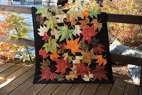 New Leaves Quilt Pattern   Keepsake Quilting