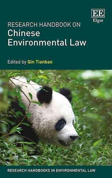 Research Handbook on Chinese Environmental Law Products