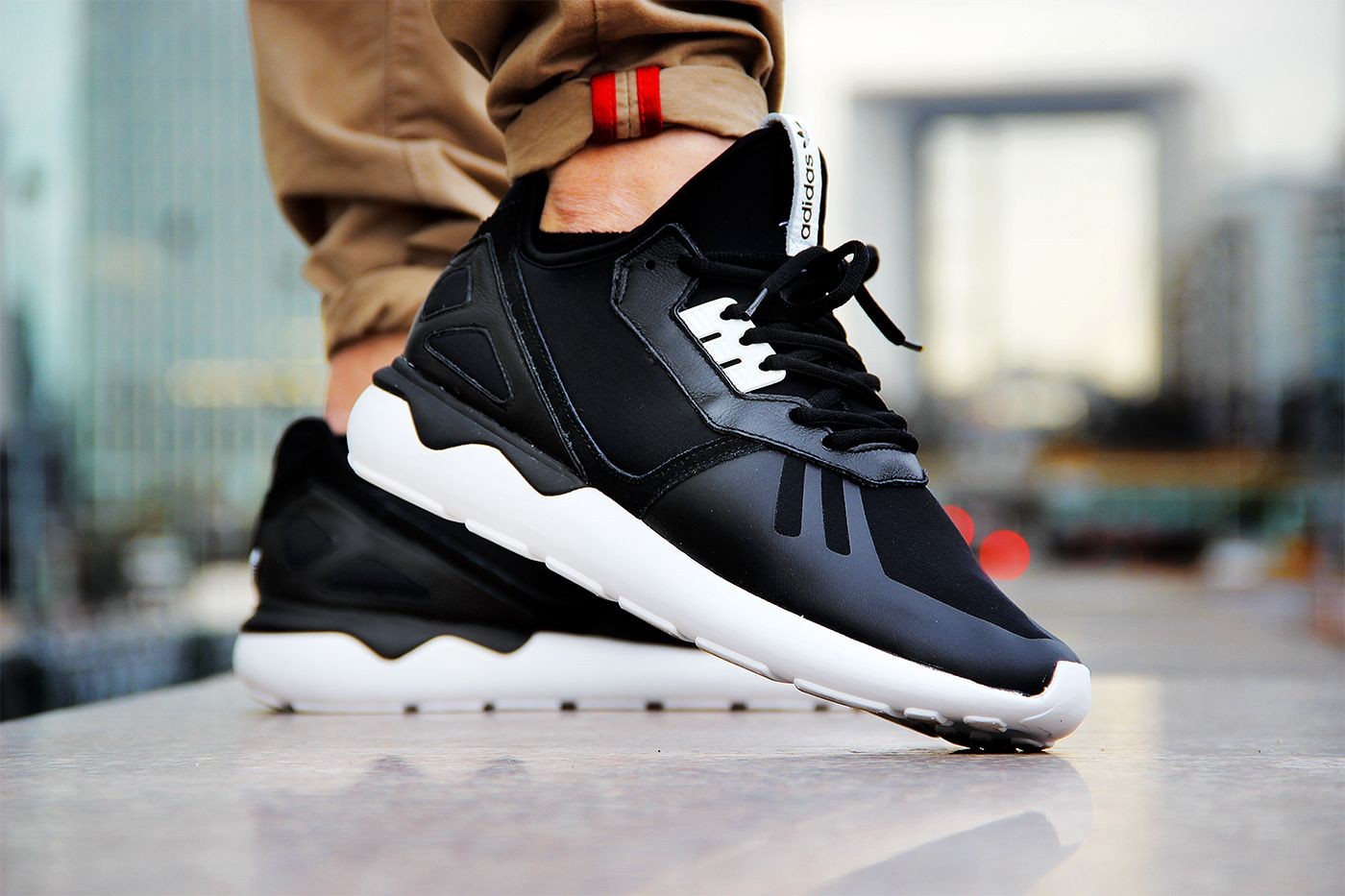 adidas Originals TUBULAR VIRAL Sneakers basse core black