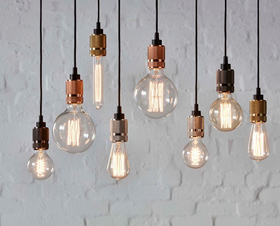 Bunnings Decorative Globes Vintage Light Bulbs Pendant Lighting Bedroom Globe Decor
